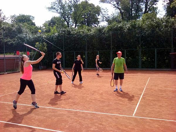 richtiges tennis 3