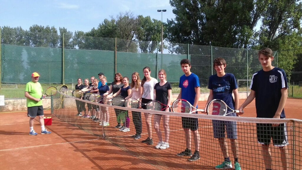 richtiges tennis 2